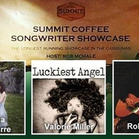 LIVE @ SUMMIT COFFEE/SONGWRITTER SHOWCASE